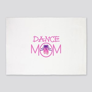 Dance Mom 5'x7'Area Rug