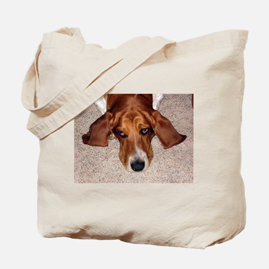 Seabiscuit Tote Bag