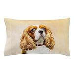 Cavalier King Charles Spaniel Pillow Case