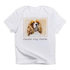 Cavalier King Charles Spaniel Infant T-Shirt