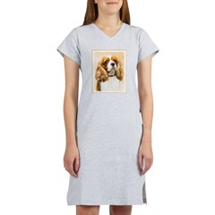 Cavalier King Charles Spaniel Women's Nightshirt