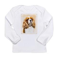 Cavalier King Charles S Long Sleeve Infant T-Shirt