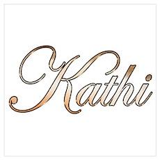 Gold Kathi Poster
