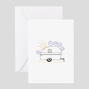 Camper Greeting Cards