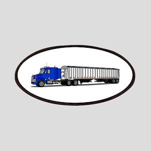 Semi Tractor Trailer Patch