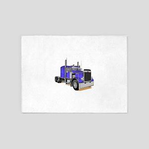 Truck 2 5'x7'Area Rug