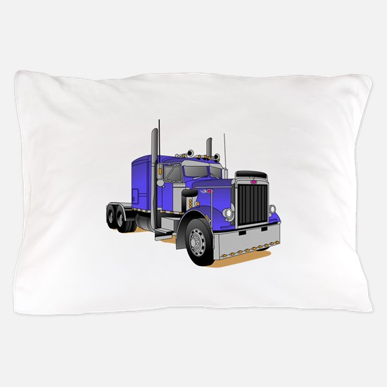 Truck 2 Pillow Case