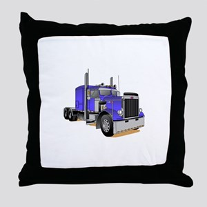 Truck 2 Throw Pillow