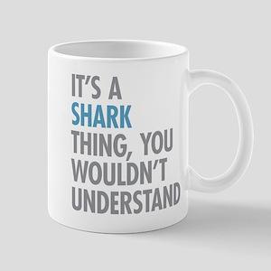 Shark Thing Mugs