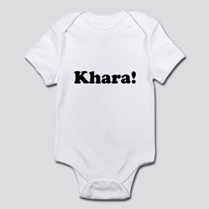Khara! Infant Bodysuit