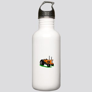 Classic Farm Tractor Water Bottle