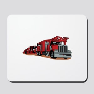 Car Hauler Mousepad