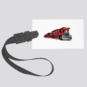 Car Hauler Luggage Tag