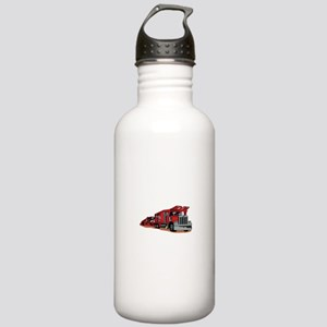 Car Hauler Water Bottle
