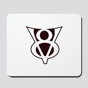 V8 Symbol Mousepad