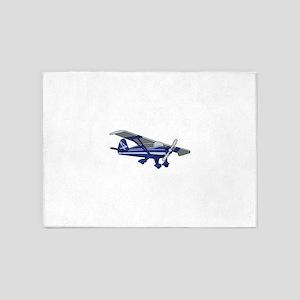 Airplane 5'x7'Area Rug