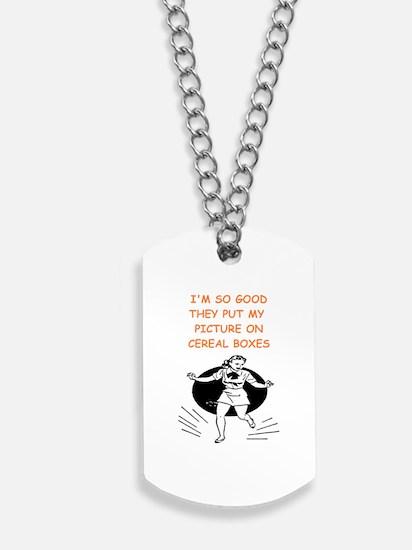 tap dancing Dog Tags
