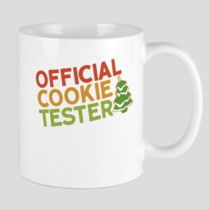 Official Cookie Tester Mugs