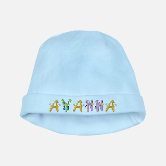 Ayanna Baby Hat