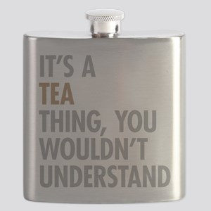 Tea Thing Flask