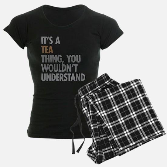 Tea Thing Pajamas