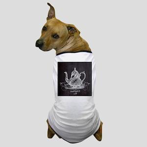 shabby chic teapot Dog T-Shirt