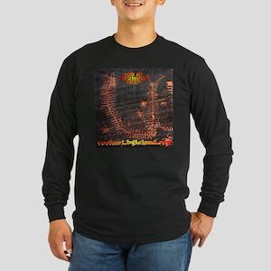 Rock Art Preservation Soc Long Sleeve Dark T-Shirt