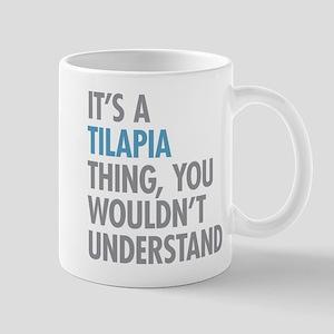 Tilapia Thing Mugs