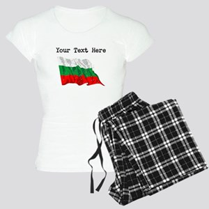 Bulgaria Flag (Distressed) Pajamas