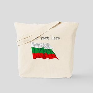 Bulgaria Flag (Distressed) Tote Bag