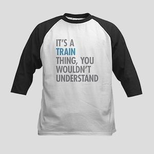 Train Thing Baseball Jersey