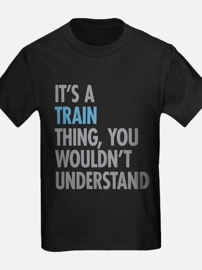 Train Thing T-Shirt