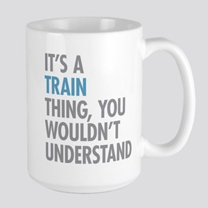 Train Thing Mugs