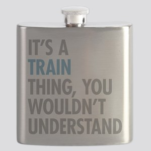 Train Thing Flask