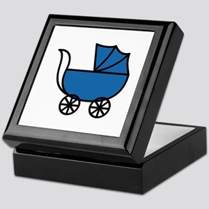 Carriage Keepsake Box