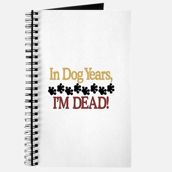 Dog Years Journal