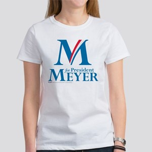 Meyer President Women's T-Shirt