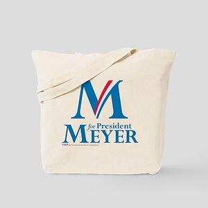 Meyer President Tote Bag