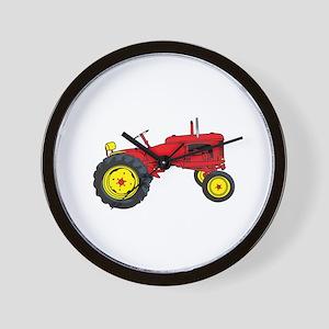Classic Tractor Wall Clock