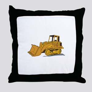 Loader Throw Pillow