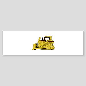 Dozer Bumper Sticker