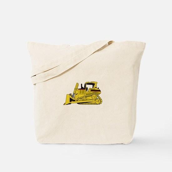 Dozer Tote Bag