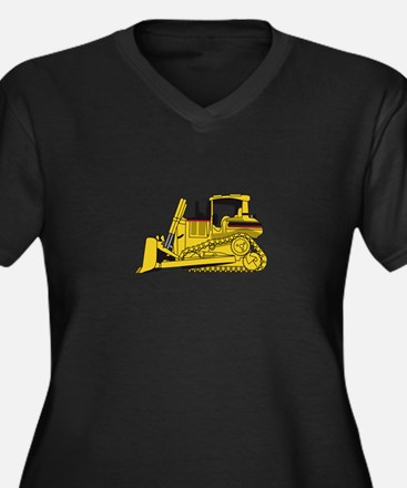 Dozer Plus Size T-Shirt