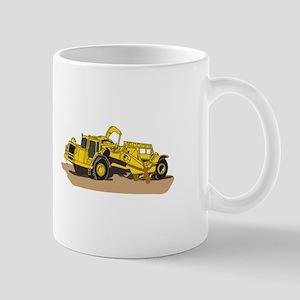 Scraper Truck Mugs