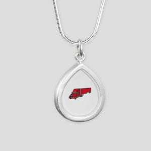 Semi-Truck 1 Necklaces