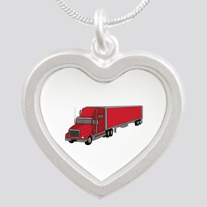 Semi-Truck 1 Necklaces
