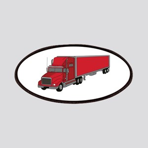 Semi-Truck 1 Patch