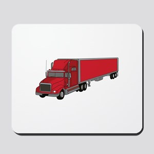 Semi-Truck 1 Mousepad