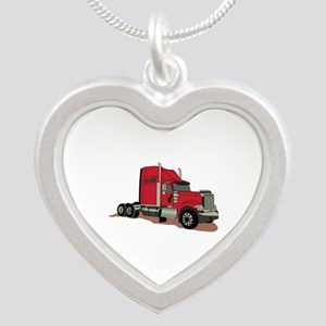 Semi Truck Necklaces