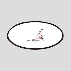Gymnast Girl Patch